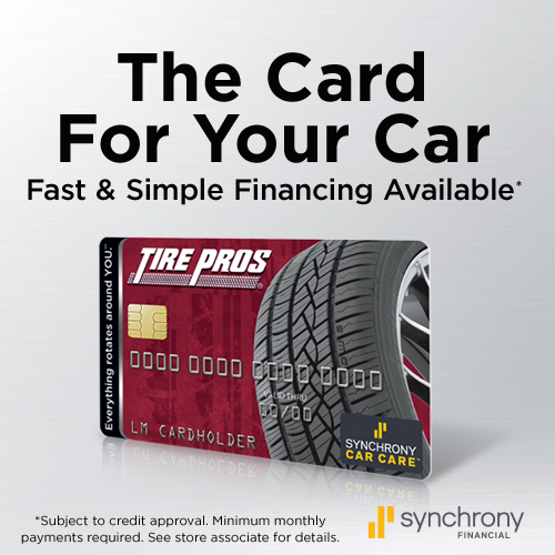 Tire Pros Financing Available at Wickel Tire Pros in Burley, ID 83318