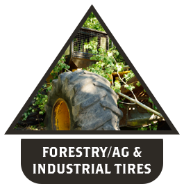 Shop for Forestry, AG & Industrial Tires at Wickel Tire Pros in Burley, ID 83318
